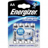 Baterie Energizer Ultimate Lithium AA FR6 1,5V 4ks