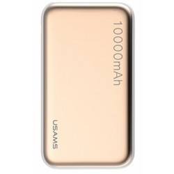 USAMS Cube Power Bank 10000mAh Gold (blistr EU)