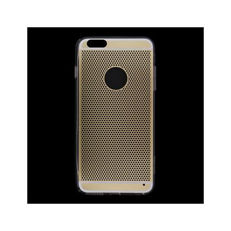 JEKOD TPU UltraThin Pouzdro Gold 6A pro iPhone 6 Plus 5.5""