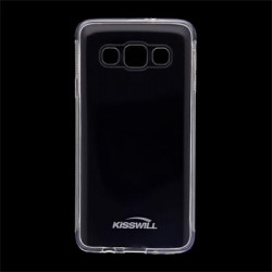 Kisswill TPU case Transparent for Samsung A300 Galaxy A3