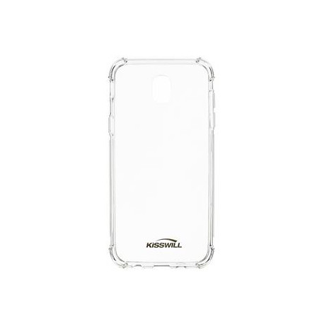 Kisswill Shock TPU Kryt pro Samsung J530 Galaxy J5 2017 Transparent
