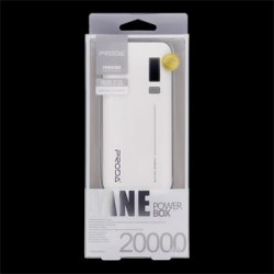 Remax Jane V10i PowerBank 20000mAh Li-Pol White (EU Blister)