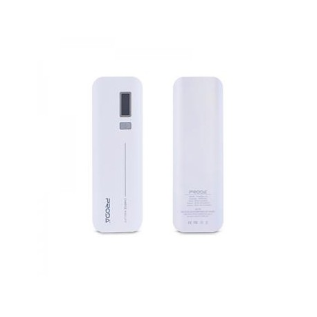 Remax Jane V6i PowerBank 10000mAh Li-Pol White (EU Blister)